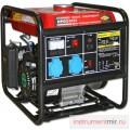 Генератор бензиновый инверторный DDE DPG 2101 i (230В,2.4кВт/2.6кВА,1.3л/час,бак9.0л)